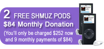 $84 Monthly Donation&lt;br&gt;
