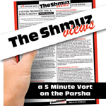 GET THE WEEKLY SHMUZ VIEWS HERE!