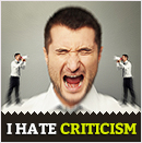 Parshas Devarim- I Hate Critisim