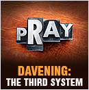 Parshas Chukas - Davening the third system
